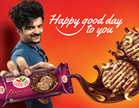 """Happy good day to you"" campaign"