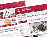Casaviva website