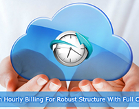 Cloud With Hourly Billing For Robust Structure With Ful