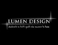 Logo e sito web Lumen Design