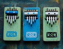 Thumb pianos (pt. 2)
