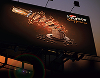 Bourbon Cappuccino launch