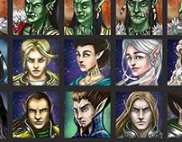 Game Avatars