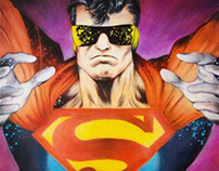 The Eradicator - Superman´s comics