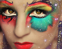 MAKEUP ART. PHOTOGRAPHY