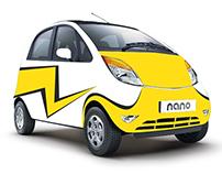 Nano Branding - TaxiForSure