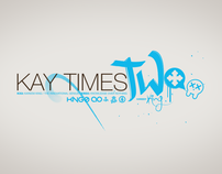 Kay Times Two: Title