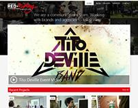 redripley creative website