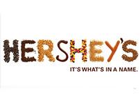 Hershey's Brand Positioning