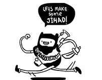 Lets Make Some Jihad!