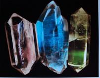 Crystal Photograms