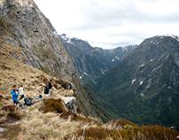Milford Sound, Milford Track et après Te Anau