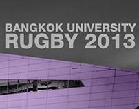 Bangkok University Rugby 2013