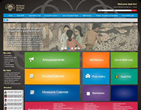 National Heritage Board Singapore Intranet Portal Study