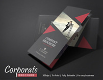 Business Brochure Template | Modern Design