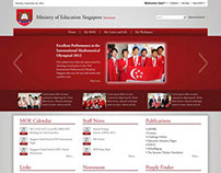 Ministry Of Education Singapore Intranet Portal Studies