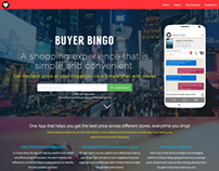 BuyerBingo - Web Application