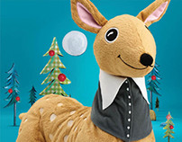 IKEA Christmas Campaign: Missing Deer