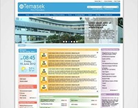 Temasek Polytechnic Intranet Studies