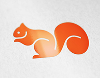 Squirrel logo proposal