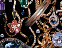 Gems Photo Collage