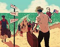 Puerto Rico Exodus