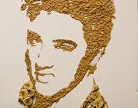 Peanut Butter and Banana Elvis