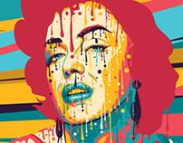 Marilyn Psychedelic