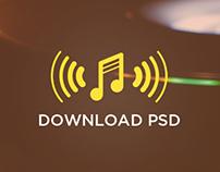 Oye Website Header PSD