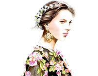 Dolce & Gabbana SS 2014 For Swide