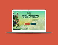 Creative Dok Landing Page