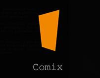 Web Development - Comix