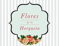 Logo / Flores de La Horqueta