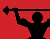 Branding, Gym