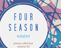 "Jetone collection ""Four season"""