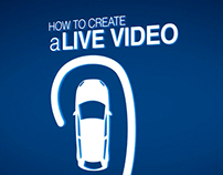 Instructional Video: How To Create a Live Video