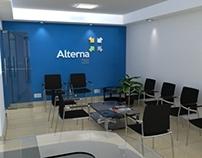 Renders: Alterna - Soluciones Medicas