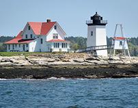 Maine Landscapes