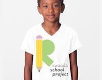 Rwanda School Project Branding