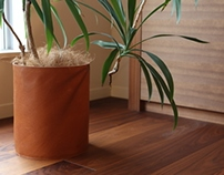 Planter cover by COTONA