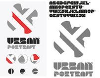 Urban Portrait, Logo and corporate identity creation