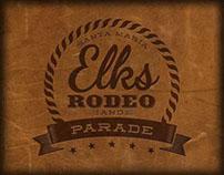 Santa Maria Elks Rodeo Logo