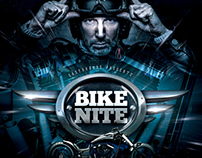 Bike Nite Flyer Template