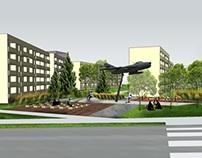 Park pod samolotem  - Ostrowiec Św.