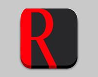 Radio Shack Icon Concept