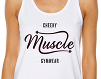 Cheeky Muscle Gymwear