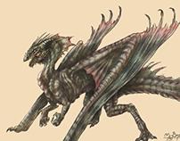 Female Dragon Concept