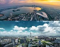2016 Suzhou Panorama