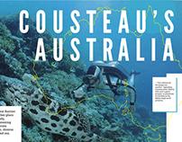 Cousteau's Australia