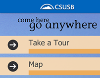 Tour CSUSB Mobile App